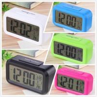 Jam Weker / Digital Desktop Smart Clock / jam meja alarm - JP9901