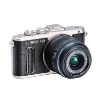 Harga olympus pen e pl8 kit 14 42mm kamera mirrorless hitam | Pembandingharga.com