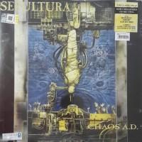 LP Sepultura Chaos A.D. (vinyl)