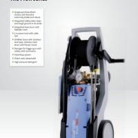 Kranzle Kraenzle High Pressure Cleaner Steam Profi 160 TS T