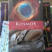 Buku Kosmos Carl Sagan