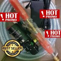 Mesin Kuat Bisa Mode Kabut dan Kasar Alat Cuci Motor AC Steam Cleaner