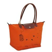 Authentic Longchamp Le Pliage Large Tote Bag Sangkar - Berkualitas