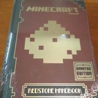 MINECRAFT: REDSTONE HANDBOOK (Hard Cover) [English Vers Limited