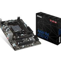MSI A68HM-E33 V2 (FM2+, AMD A68, DDR3, USB3)