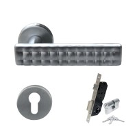 Handle Set SALICE PAOLO HRE.01.14 US26D + Lockset KEND