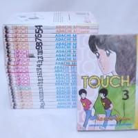 (Sale) Komik Touch 1-26 Tamat. Adachi Mitsuru Manga. Olahraga Baseball