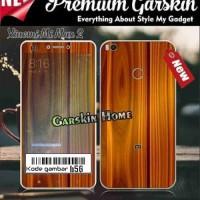 Premium Garskin xiaomi mi max 2 custom macam tipe hp lainnya Promo