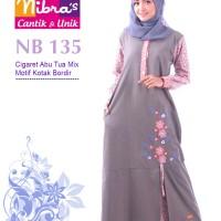 Gamis Nibras NB 135