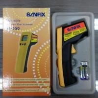 SALE - TERMOMETER INFRARED SANFIX IT-550N IT-550
