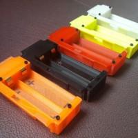 1590G Battery Sled Holder 18650 3D Print for DIY Box Mod Series