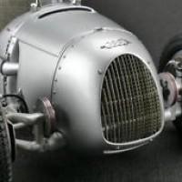1937 Auto Union Type C Hans Stuck Hillclimb by CMC Diecast Model CMC16