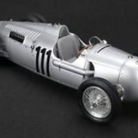 CMC 1:18 Auto Union Type C German Hill Climb Championship 1937 Hans St