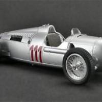 1937 Auto Union Type C Hans Stuck Hillclimb by CMC in 1:18 Scale CM