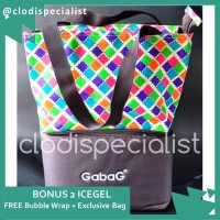 GABAG CAHAYA - Tas Asi Bayi/ Cooler Bag/ Thermal Bag