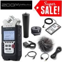 ZOOM H4n + ZOOM APH-4n Accessory Pack