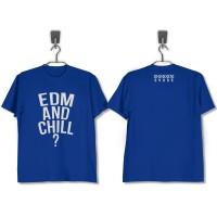 T-Shirt DVBBS EDM AND CHILL