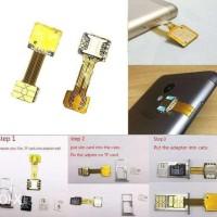 ACTIVATOR SIM CARD / DUAL SIM CARD + MICRO SD CONVERTER