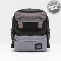 Tas Original 3Second Grey Black Slingbag 1-1091