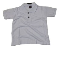 Polo Kerah Anak BIRU   Kaos Anak   Shirt Anak Warna   POLO POLOS T191