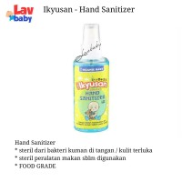 Ikyusan Hand Sanitizer steril