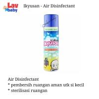 Ikyusan Air Disinfectant steril ruangan