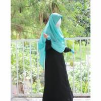 [CUCI GUDANG] Camar Dress Wanoja - Gamis Kerja - Gamis Casual Premium