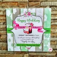 Hiasan Dekorasi Rumah Shabby: Hadiah/kado Pernikahan 6