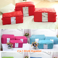 3 in 1 CLOTH Organizer