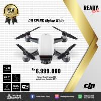 [NEW] DJI SPARK Alpine White @Gudang Kamera Malang