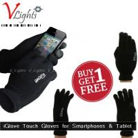 Beli 1 Gratis 1 - Sarung Tangan IGlove Touch Gloves Untuk Handphone