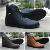 Sepatu Casual Pria Kickers Brodo trend sekarang terbaru bagus murah