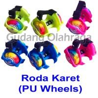 Sepatu Roda Anak FLASHING ROLLER Blue