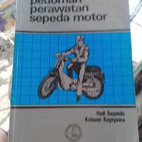 Harga pedoman prawatan sepeda motor   Pembandingharga.com