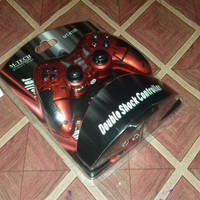 Game pad Single Getar Turbo M TECH MT-8100 usb stik computer #M