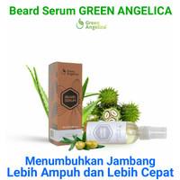 Beard Serum Green Angelica tag Ombak Beard oil Wak Doyok wakdoyok