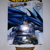 Hot Wheels 55 Chevy Panel Batman DC Comic Open Bagasi Ban Karet