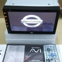 "Doubledin Nissan Grand Livina head unit 6,95"" AVI 1600A"
