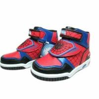 sepatu anak LED import sneaker nike adidas sport kids sekolah TK SD GO