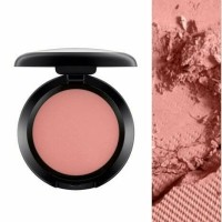 MAC POWDER BLUSH - MELBA ( SOFT CORAL PEACH )
