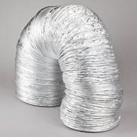 Aluminium selang flexible duct ducting 4 inch