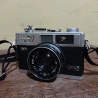 ricoh 35 zf kamera analog