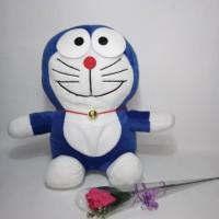 Jual Boneka Doraemon Ukuran L - Doraemon Murah Ukuran 35 Cm Murah