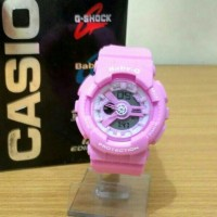 Sale Jam Tangan Wanita Casio G-Shock Baby-G Bga 110 PINK 9