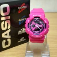 Sale Jam Tangan Wanita Casio G-Shock Baby-G Bga 110 PINK 6