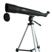 Teleskop Jiehe 25-75x60 Spotting Scope jarak jauh gambar tetap jernih