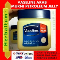 Jual Vaseline Arab Saudi - pure skin jelly Petroleum Original| 120ml Murah