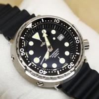 Jam Tangan - Homage Watch : Seiko Tuna SBBN015 Automatic Diver Watch