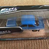 GREENLIGHT FAST & FURIOUS 1:18 BRIAN FORD ESCORT RS2000 MKI