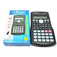 Harga Kenko Kalkulator Elektronik Scientific Calculator   82MS | WIKIPRICE INDONESIA